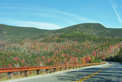 Kancgamagus Scenic Byway